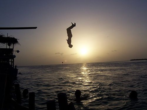 Sunsetdive
